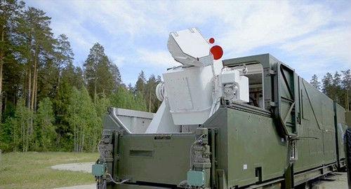 """俄媒称俄激光武器使用""""险些无穷"""":防空反导 兵不血刃"""