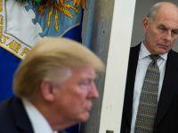 特朗普说白宫办公厅主任凯利将于年底去职