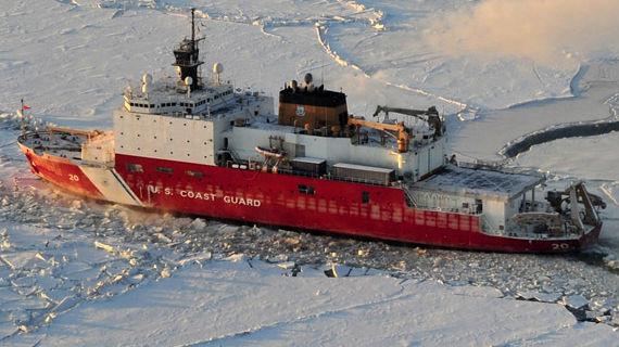 美水师部长号令强化北极战备 扩展破冰船队范围反抗中俄