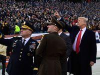 特朗普提名新任美军参谋长联席会议主席人选