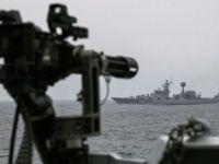 抵近拦截!英战舰监视俄舰过英吉利海峡
