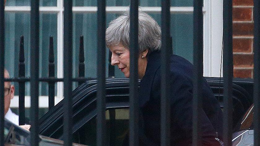 欧洲法院裁定英国可以单方面撤回脱欧请求