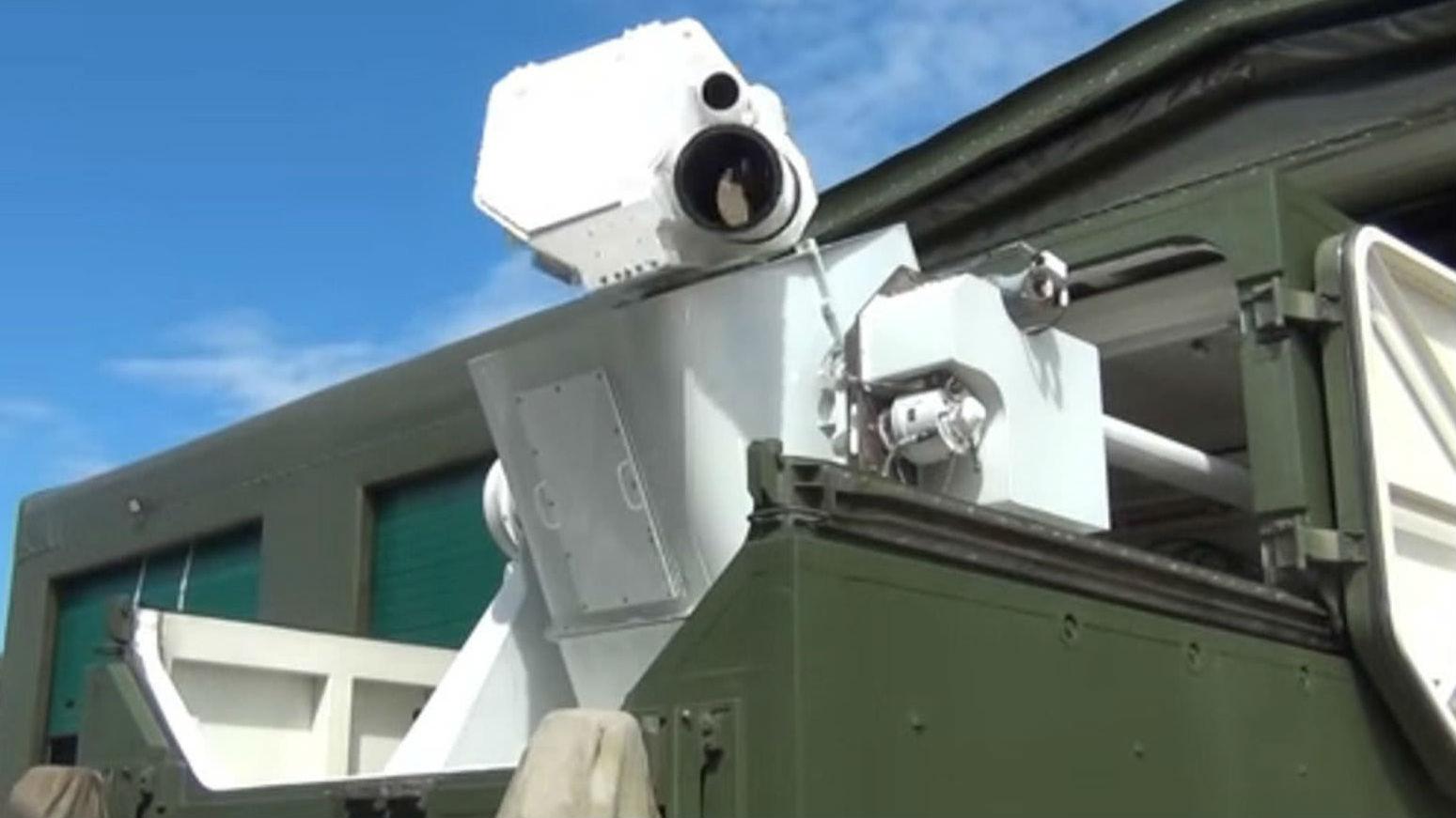 """俄军激光武器""""亮獠牙"""":可先拿无人机练手 反卫星在""""愿望清单"""""""