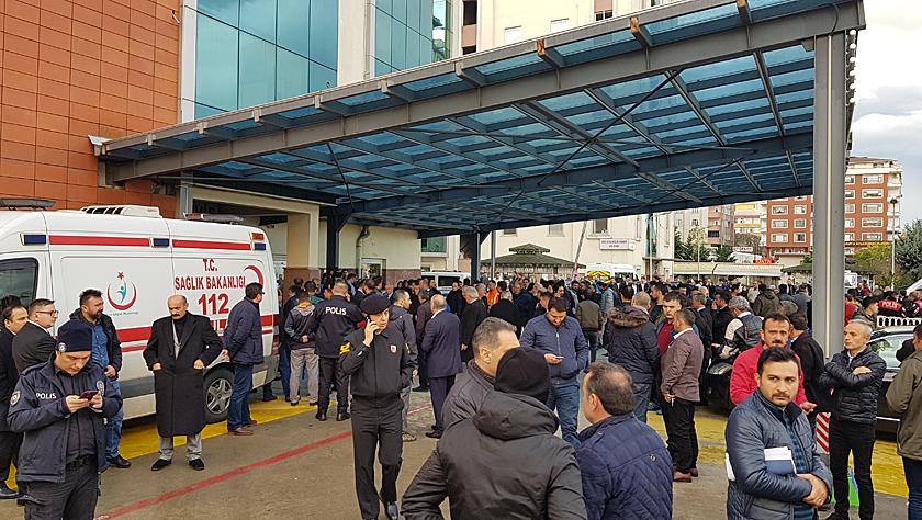 土耳其一警察局发生枪击事件 警察局长身亡