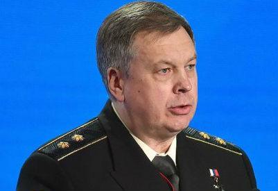 俄总参谍报局长初次由水师中将出任?总统发言人称无法证明