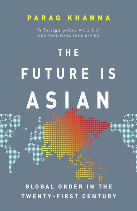世界是亚洲的