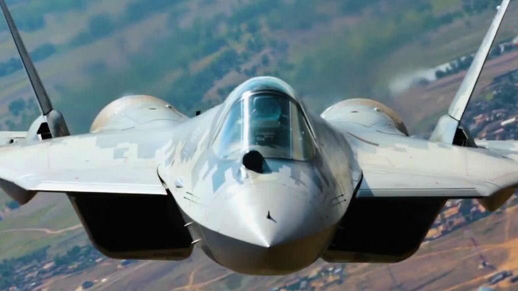 可打破现役全部防备体系?苏-57隐身战机将载高明音速导弹