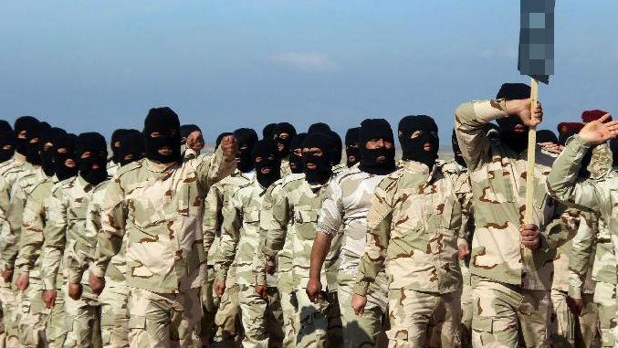 """战役力降落!英媒:""""伊斯兰国""""正得到发起大范围恐袭本领"""