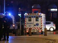 法国斯特拉斯堡市发生枪击事件致2死11伤
