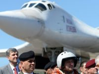 向美示威!俄军轰炸机再现南美曾被锁定