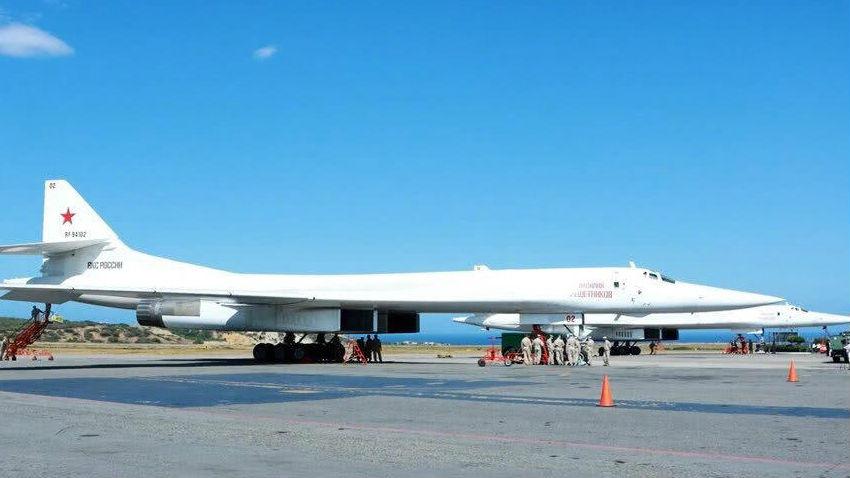 图-160飞往南美洲向美请愿!俄将在加勒比海创建恒久军事存在