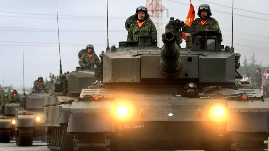 日本未来5年防卫费或达27万亿日元 创史上最高纪录
