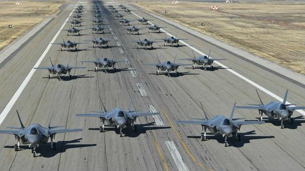 计划延误近3个月!美F-35隐身战机进入作战测试阶段
