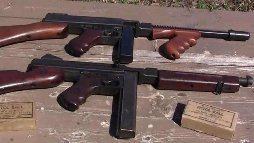 产量超138万支!为何世界仍害怕这款投产于一战后的冲锋枪?