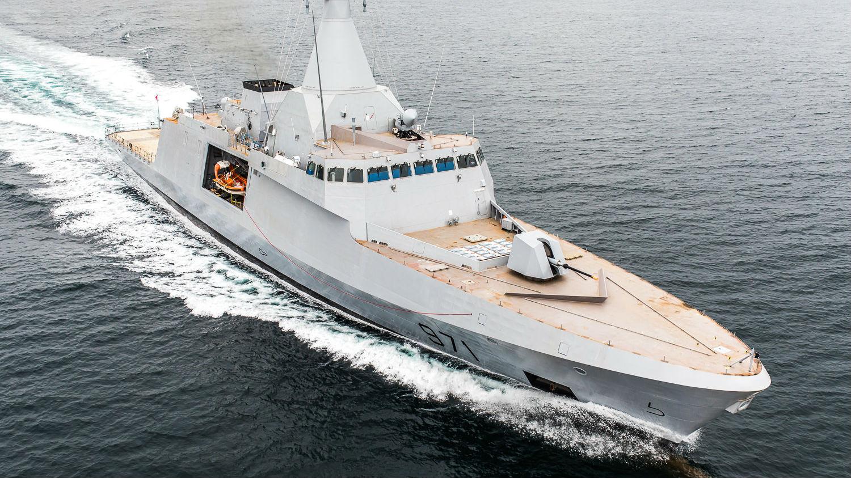 埃及海军与法国造船厂达成5年维修协议 或参与法新型护卫舰项目