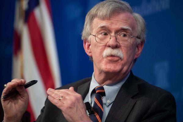 博尔顿公布对非洲新战略 意在遏制中俄影响力