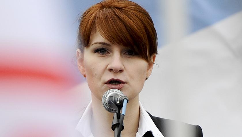 俄外交部:俄公民布蒂娜认罪旨在尽快获释回国