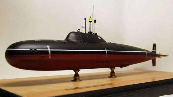 俄第五代核潜艇或近期问世:提升隐身性能 或配备高超音速武器