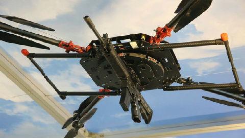 台媒称台军又出新战法:拟打造自杀无人机对抗解放军