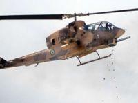 服役近50年仍当主力!伊朗AH1武直打靶