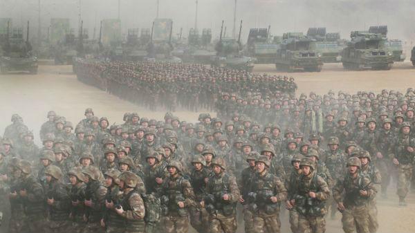 美媒:缺乏实战经验未必影响中国军队取胜