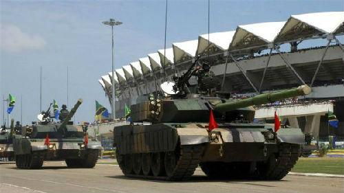 港媒解析中国武器为何在非洲备受青睐:价廉物美 操作简便