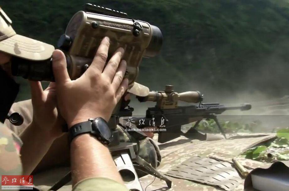 射穿200米外倒立弹壳!德狙击手秀枪法