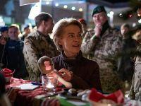 德国防长在阿富汗视察驻军