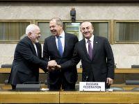 俄土伊将推动叙宪法委员会明年初举行首次会议