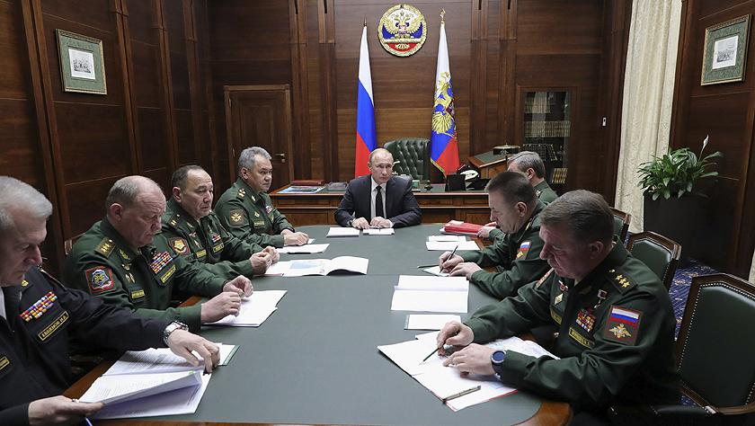 """普京:美国若退约 俄罗斯造导弹""""并非难事"""""""