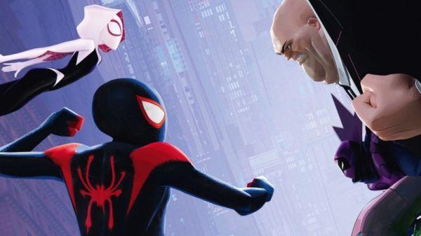 4蜘蛛侠与反派金并