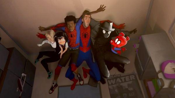 5蜘蛛侠全家福