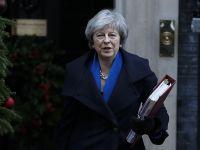 """倒计时百天 英国政府准备应对""""无协议脱欧"""""""