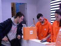 克罗地亚首家小米专卖店开业促销