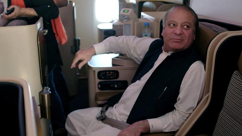 巴基斯坦前总理谢里夫因腐败案再获刑7年