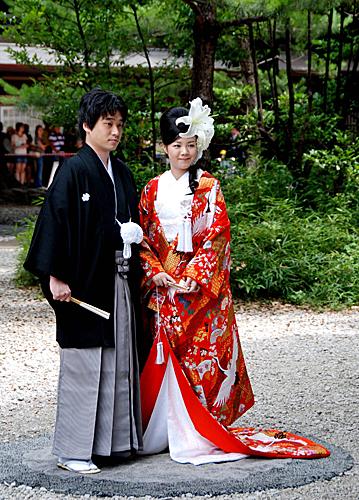 日本婚礼2