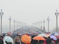 南京长江大桥维修后向公众开放