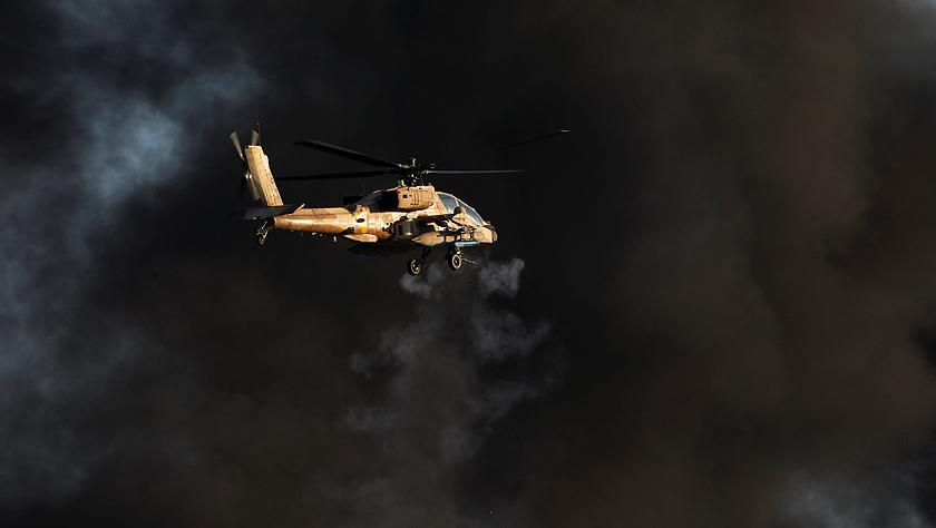 以色列空军毕业飞行表演