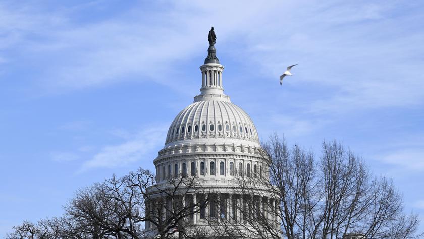 """美预算僵局未获突破 政府部分机构""""停摆""""将持续"""
