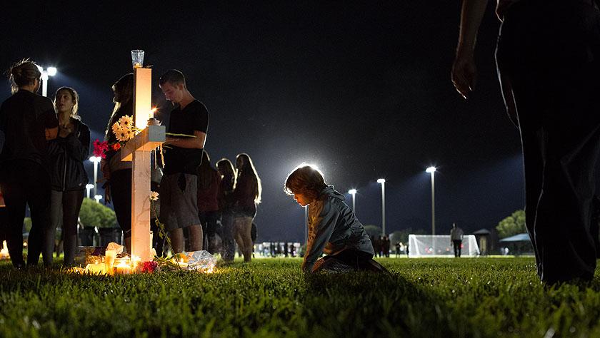 2018年美国校园枪击案数量和伤亡人数创近20年新高