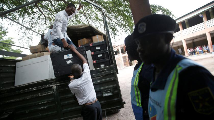 刚果(金)大选在即