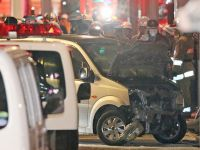 日本一男子在东京驾车撞伤8人
