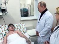 俄罗斯居民楼天然气爆炸 人员伤亡严重