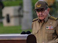 劳尔·卡斯特罗说古巴已准备好面对美国的对抗态度