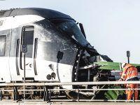 丹麦列车事故造成6死16伤