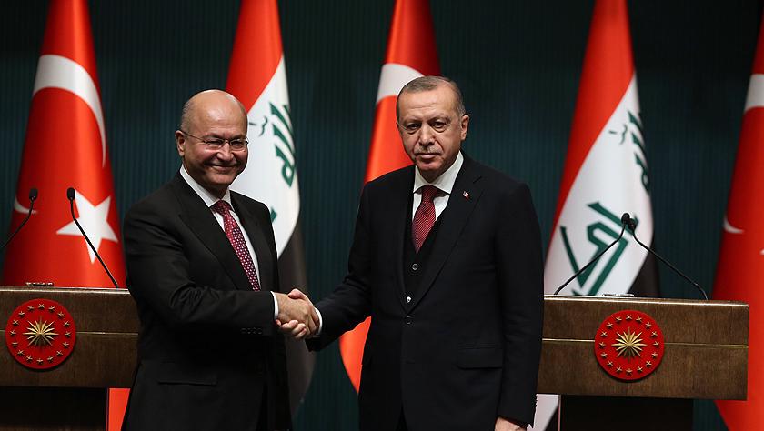 土耳其总统表示愿与伊拉克深化反恐合作