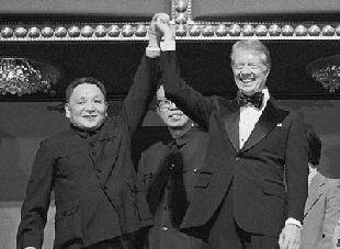 外交官回眸中美建交40周年(1)丨见证中美建交艰辛谈判历程
