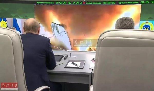 """俄军高超音速武器接受""""考核"""" 俄媒:将影响核遏制格局"""