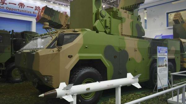 美媒评价中国FM-2000防空系统:机动灵活 抗干扰能力强