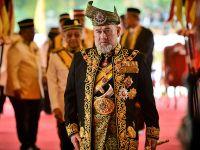 马来西亚最高元首穆罕默德五世辞职